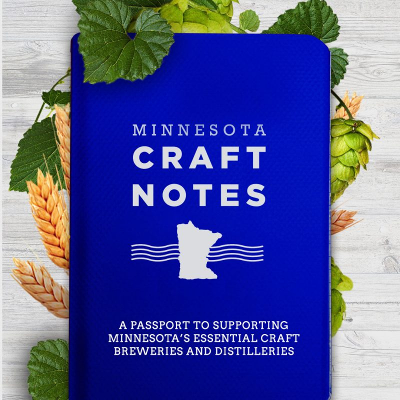 Minnesota craft beer pub passport and northern ale guide to the best breweries and distilleries