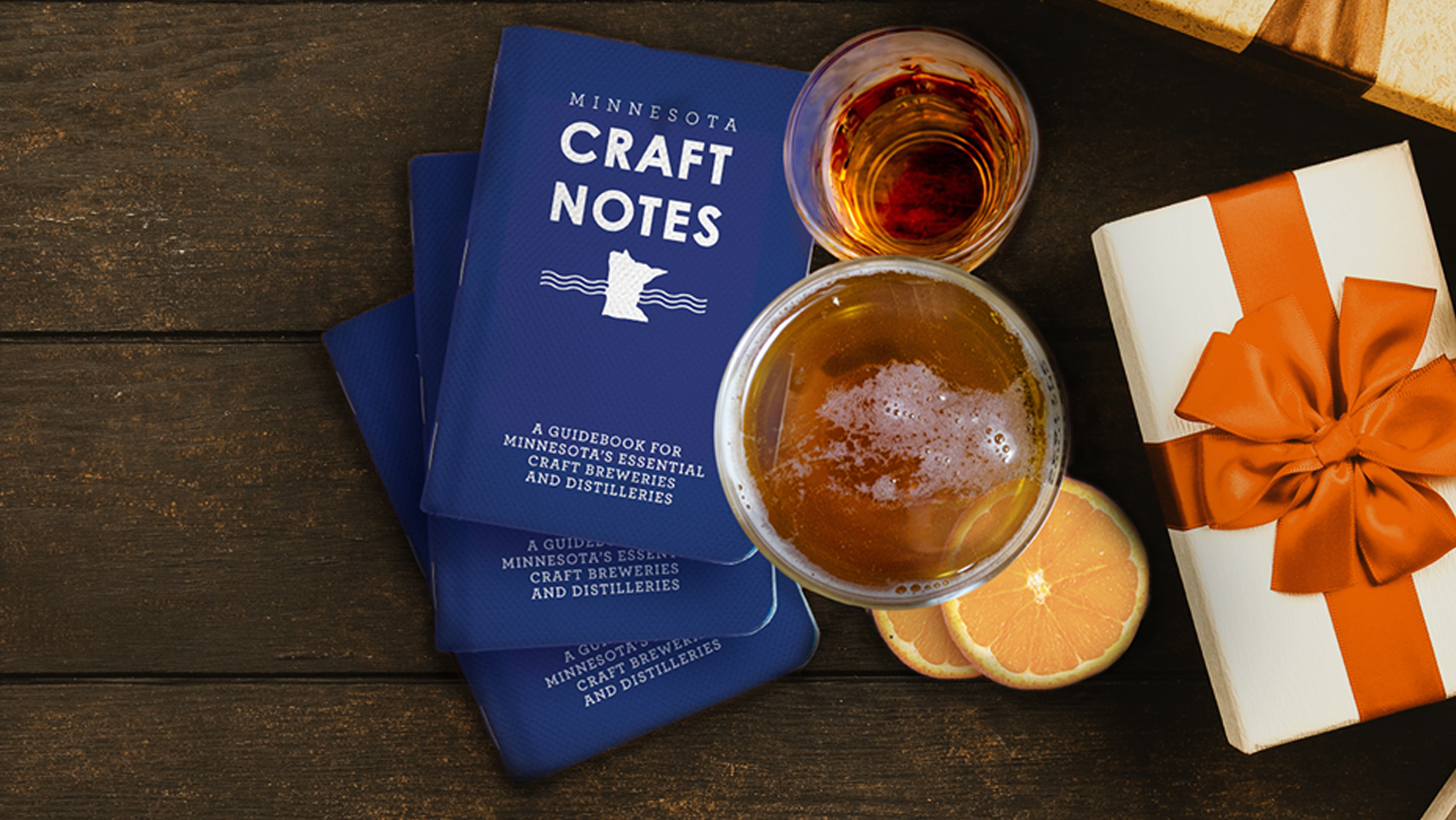 best local gift ideas, a craft beer passport and minneapolis pub pass