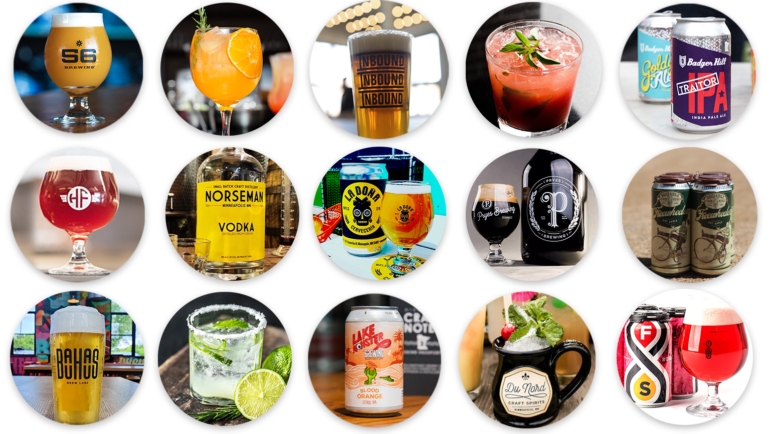 best craft beer and cocktails in minnesota