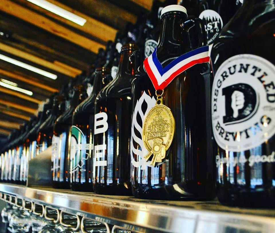 lupulin brewery and craft beer awards