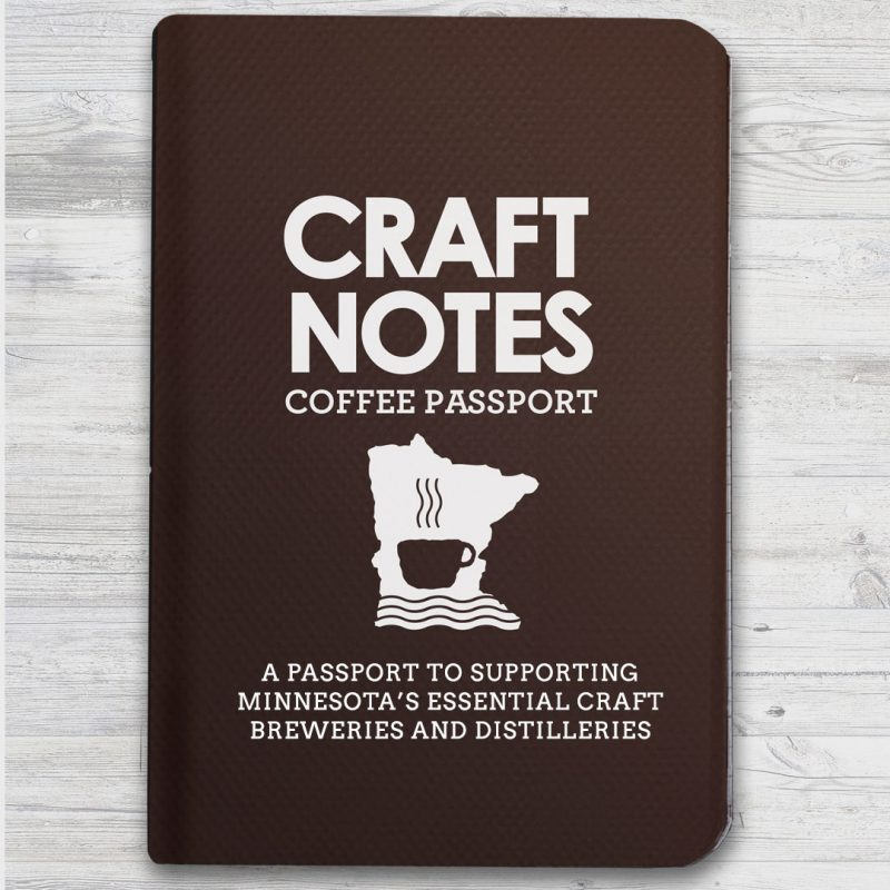 craft notes coffee passport minnesota twin cities