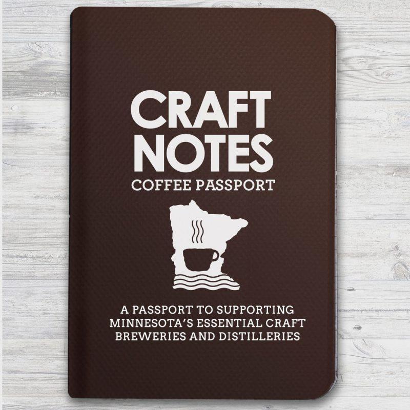 craft notes coffee passport minnesota twin cities