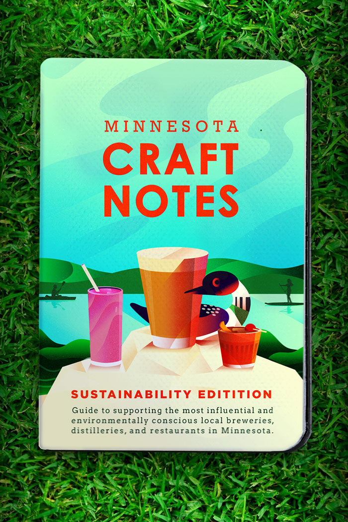 Craft Notes Minnesota Drink Passport