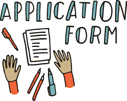 applictation form illustration