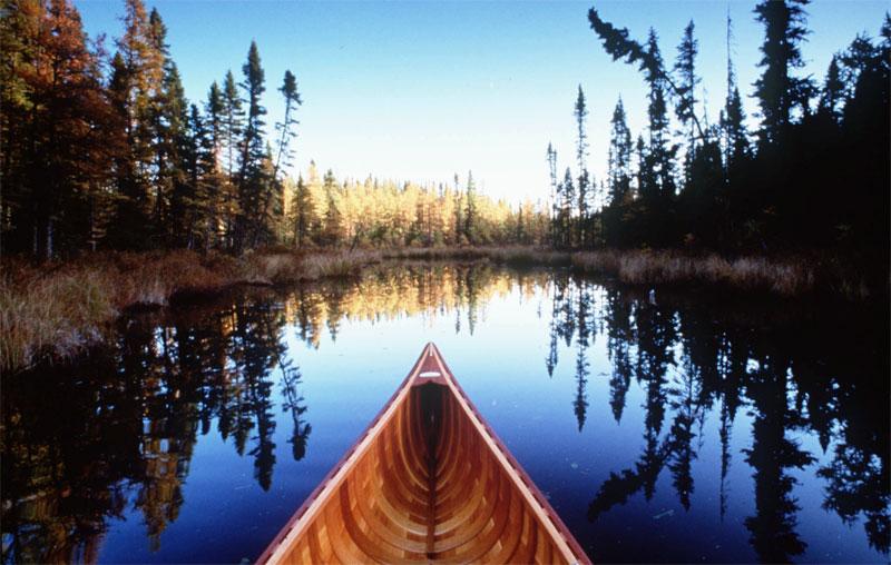 boundary waters canoe area minnesota