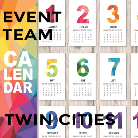 twin cities event calendar