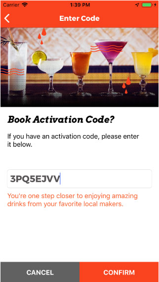craft notes drink passport brewery, distillery, restaurant screenshot
