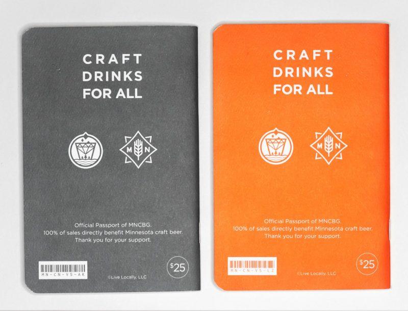 Minnesota's official craft beer passport mn craft brewers guild beer fest