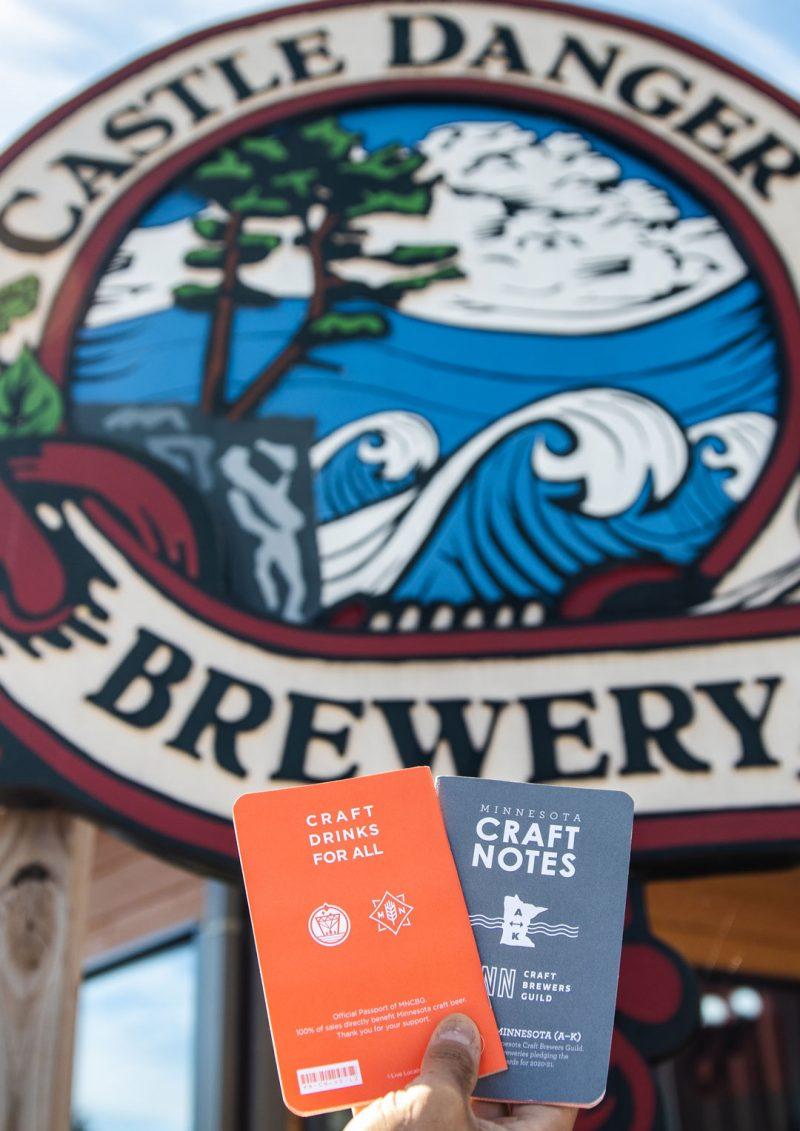 mn craft beer passport breweries on minnesota north shore
