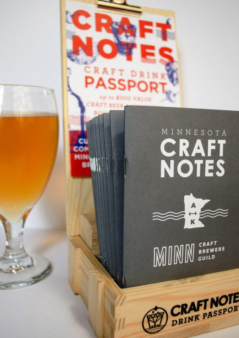 Craft Notes and Minnesota Craft Brewers Guild Passport
