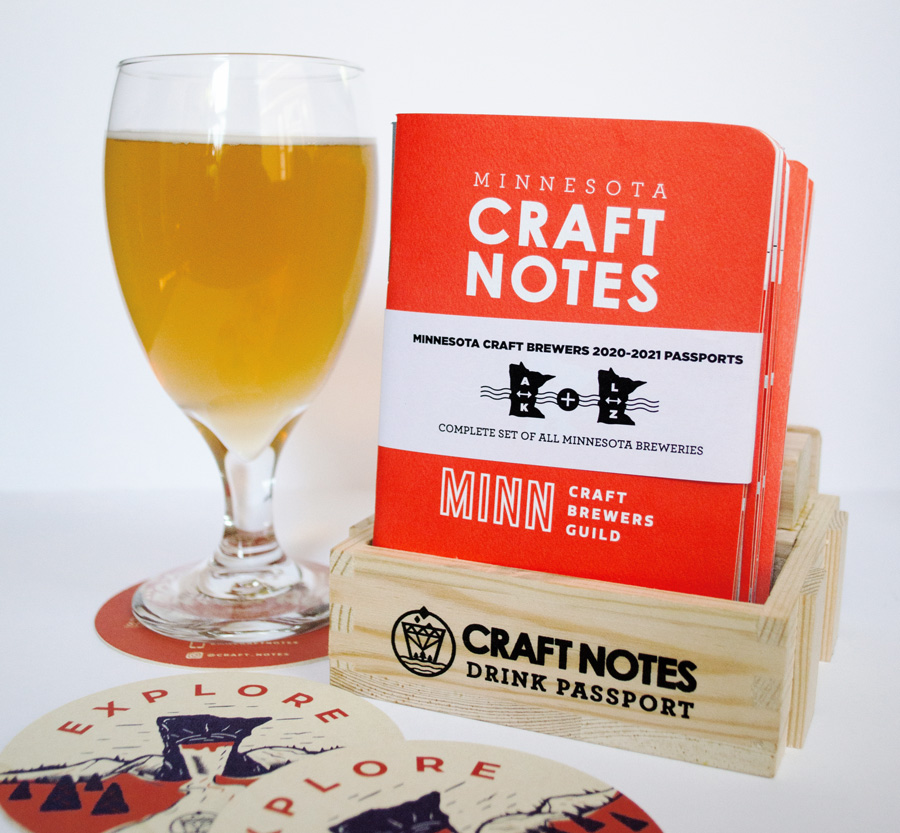 craft notes partner retail
