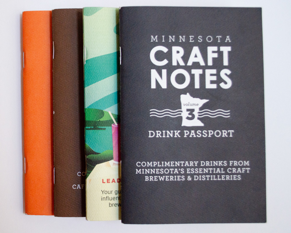 craft notes craft beer passport and northern ale guide. The perfect pub passport to your favorite breweries, restaurants, and distilleries
