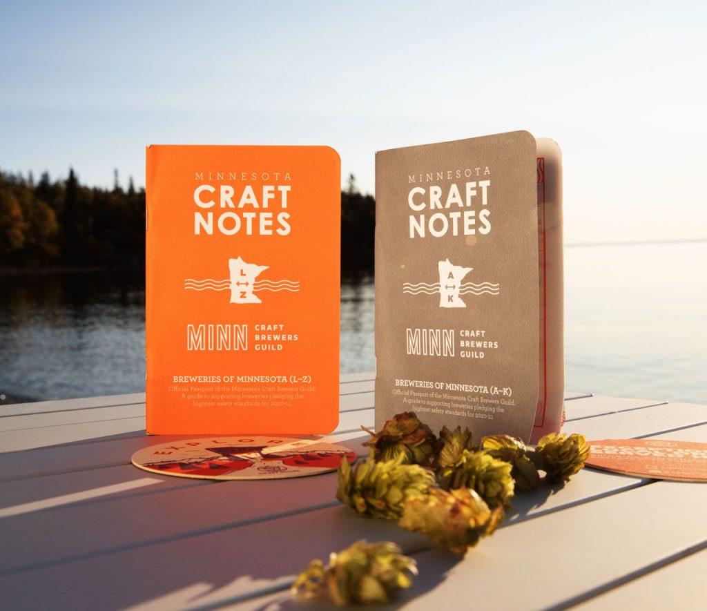 mn craft beer passport with drink specials