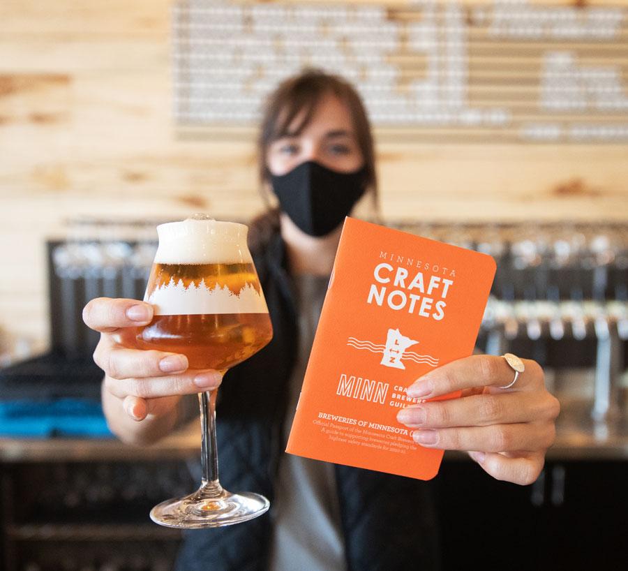 Craft Beer Passport and drink club minnesota portage brewing